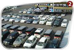 Select a Vehicle from Japanese Auto Auction