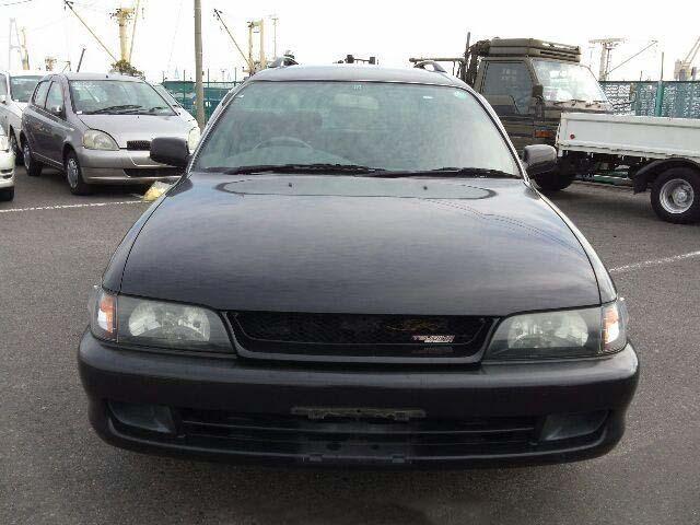 Used Toyota corolla touring wagon Wagons 1999 model in Black | Used