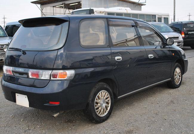 Used Toyota Gaia Wagons 1999 Model In Dark Blue Used