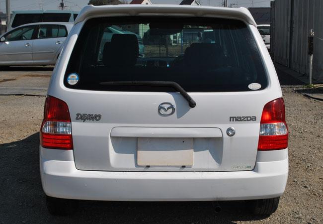 Used Mazda Demio Hatchbacks 2001 Model In White