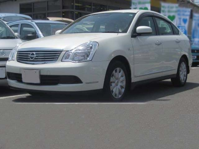 Nissan bluebird sylphy 2009 image1