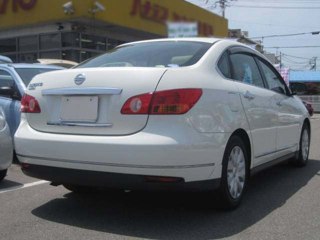 Nissan bluebird sylphy 2009 image2