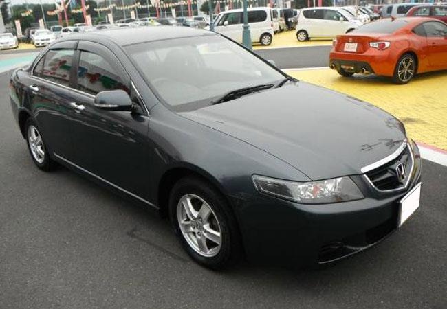 Used Honda Accord Sedans 2004 Model In Gray Used Cars Stock 53505