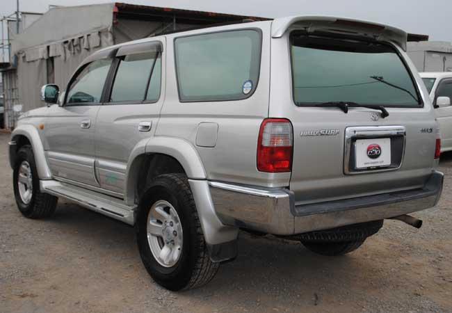 Toyota Hilux Surf 1999 Image2