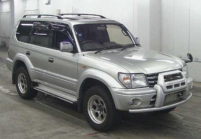 Used Toyota Land Cruiser Prado Suv 4wd 1999 Model In