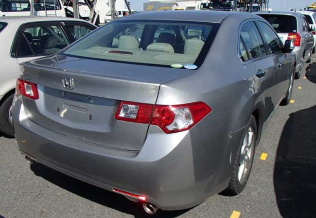 Used Honda Accord Sedans Model In Silver Used Cars Stock - Accord for sale