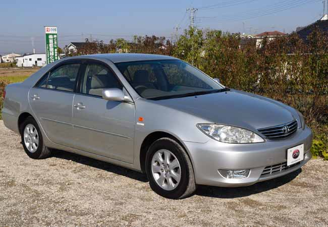 Toyota camry 2005 image1