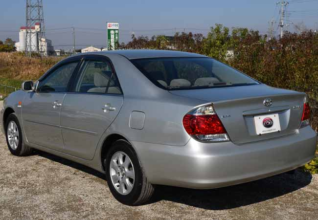 Toyota camry 2005 image2