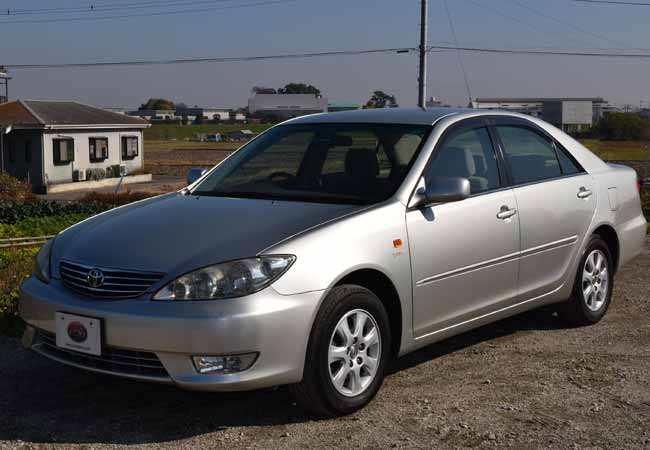 Toyota camry 2005 image4