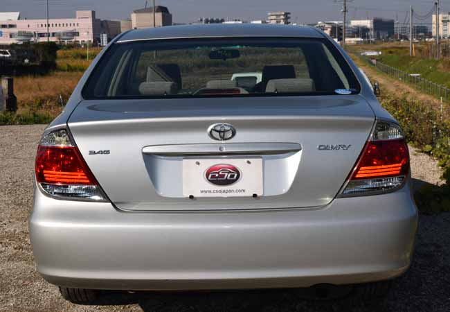Toyota camry 2005 image6
