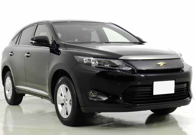 Toyota harrier 2015 image1