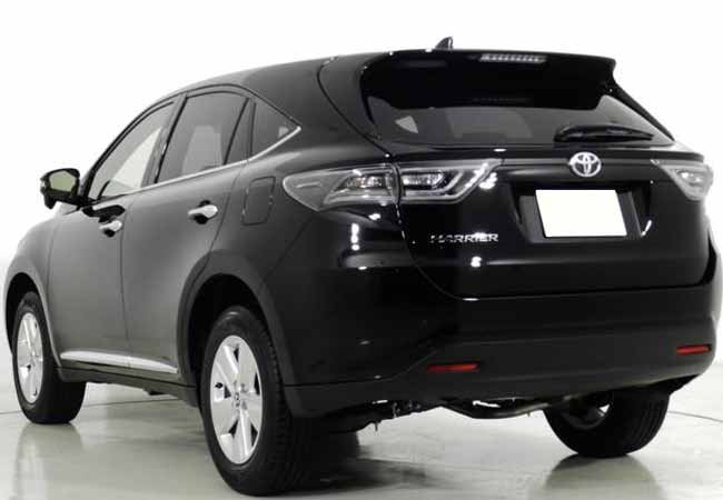 Toyota harrier 2015 image2