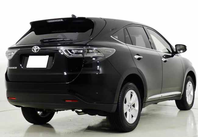 Toyota harrier 2015 image3