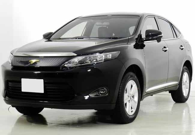 Toyota harrier 2015 image4