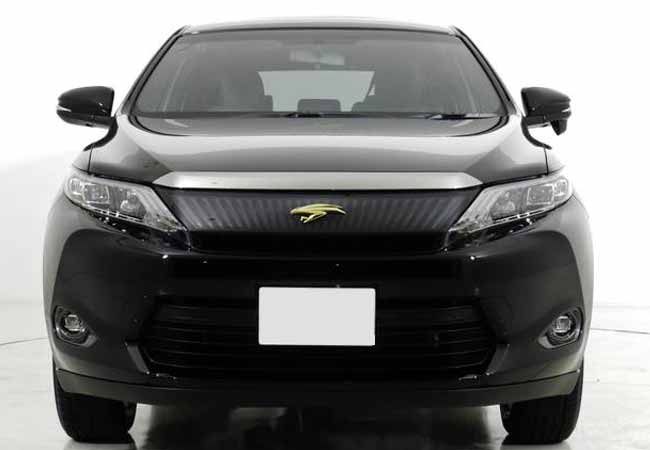 Toyota harrier 2015 image5