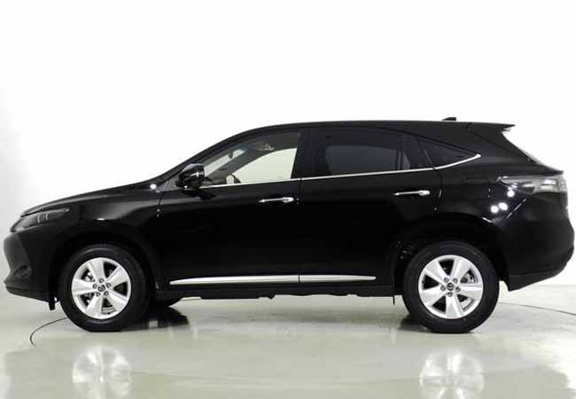 Toyota harrier 2015 image8