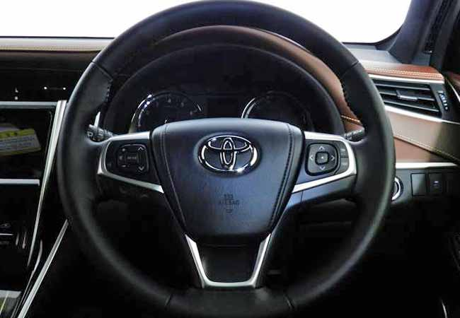 Toyota harrier 2015 image11