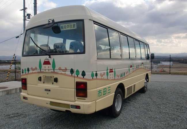 Nissan civilian bus 1998 image2