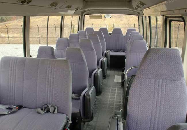 Nissan civilian bus 1998 image4