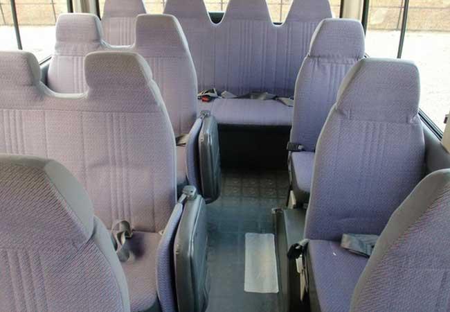 Nissan civilian bus 1998 image5