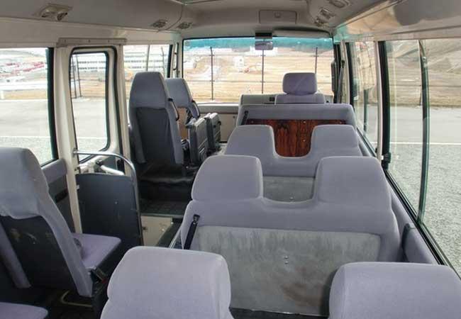 Nissan civilian bus 1998 image6