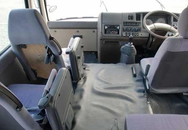 Nissan civilian bus 1998 image7