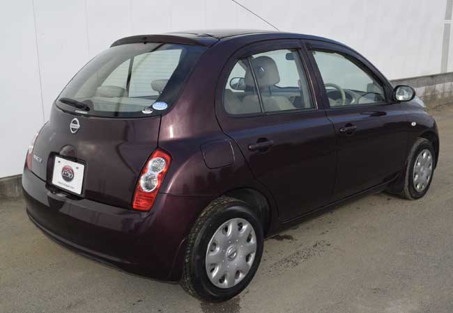Nissan march 2007 image3
