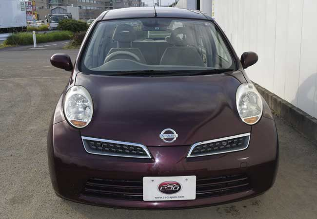 Nissan march 2007 image5