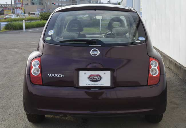 Nissan march 2007 image6