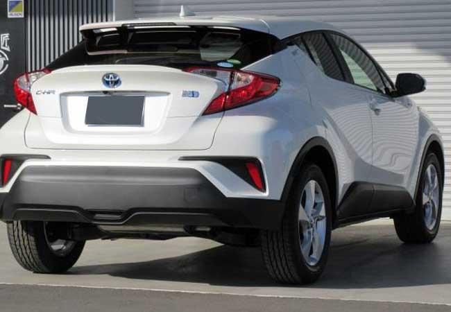 Toyota c-hr 2018 image3