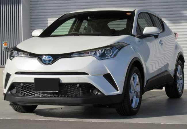 Toyota c-hr 2018 image4