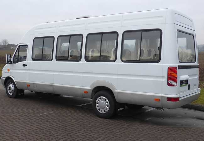 iveco daily mini buses 2017 model in white stock 59331 cso japan Fuel Injection Systems Engler Fuel Injection