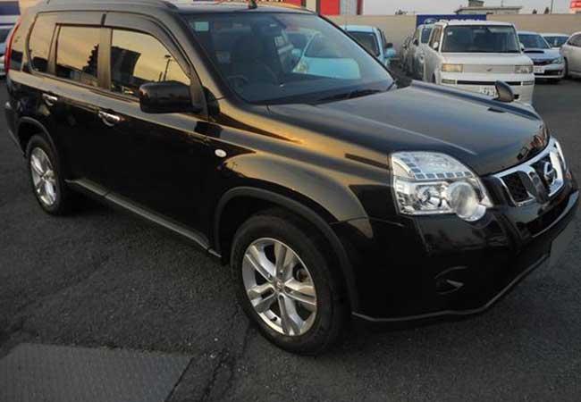 Nissan x-trail 2010 image1