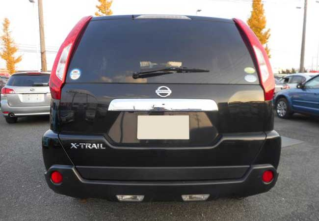 Nissan x-trail 2010 image2