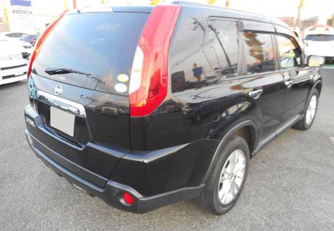 Nissan x-trail 2010 image3