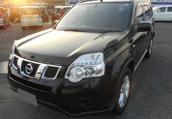 Nissan x-trail 2010 image4
