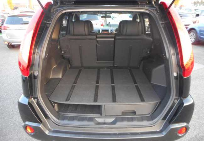 Nissan x-trail 2010 image7