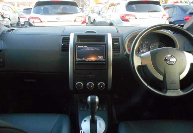Nissan x-trail 2010 image12