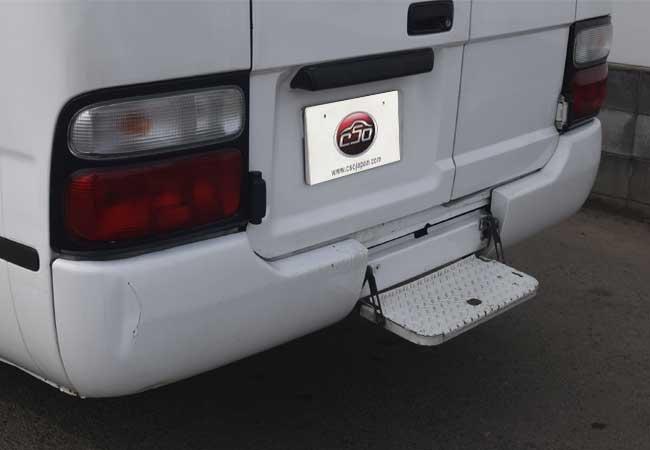 Toyota coaster 2001 image6