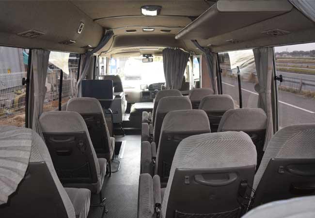 Toyota coaster 2001 image11