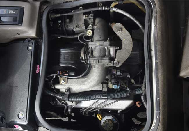 Toyota coaster 2001 image25