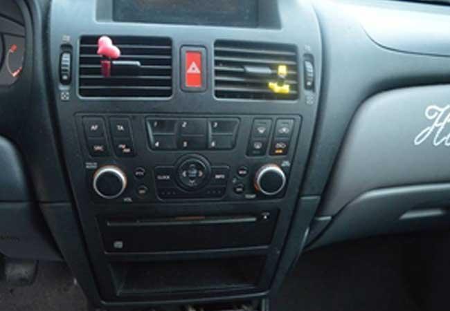 Nissan almera 2003 image11