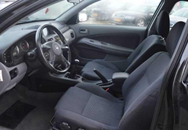 Nissan almera 2003 image12