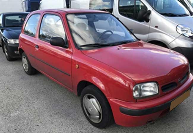 Nissan micra 1997 image1