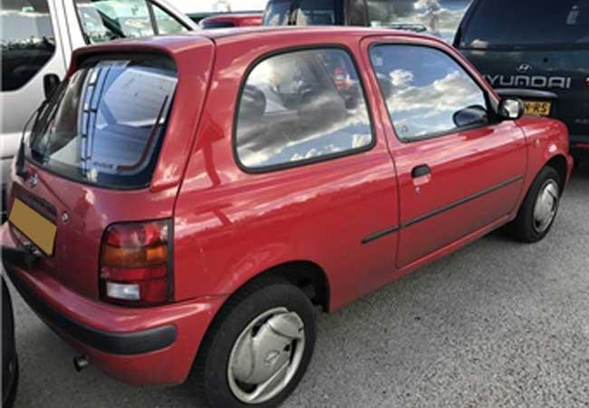 Nissan micra 1997 image2
