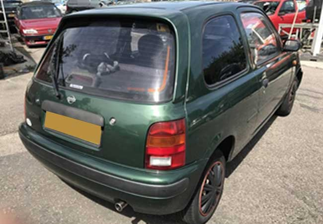 Nissan micra 1997 image3