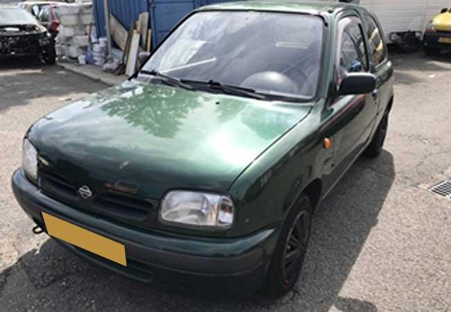 Nissan micra 1997 image4