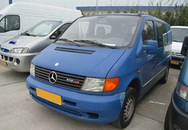 Mercedes Benz vito 1999 image4
