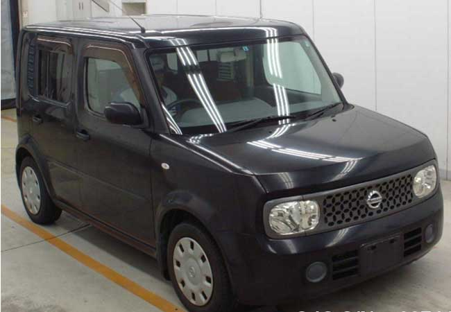 Nissan cube 2007 image1