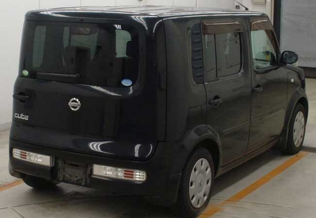 Nissan cube 2007 image3